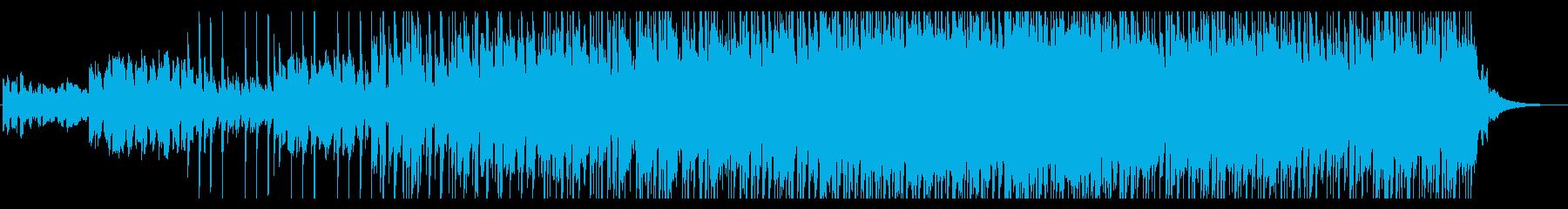 シンセパッド/ロック/疾走感の再生済みの波形