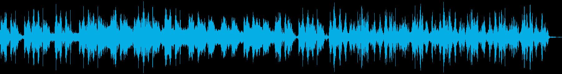 流動的/有機的/SF/アンドロイドの再生済みの波形