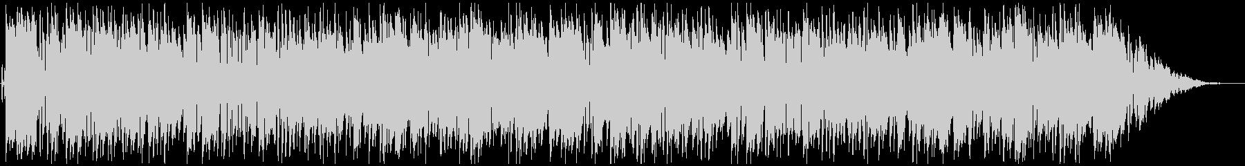 ほのぼの脱力系アレンジ「G線上のアリア」の未再生の波形