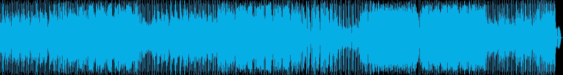 鍵のかけらの再生済みの波形