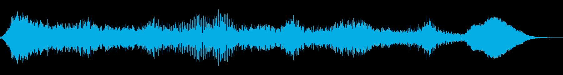 ドリフト、マシン、折lect的なス...の再生済みの波形