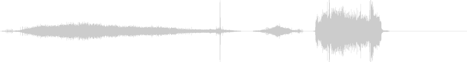 ロボットリムジャイレート;カートゥ...の未再生の波形