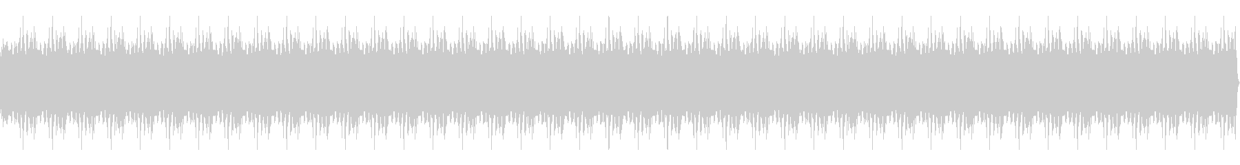 【174Hz】を想定のヒーリング曲です。の未再生の波形