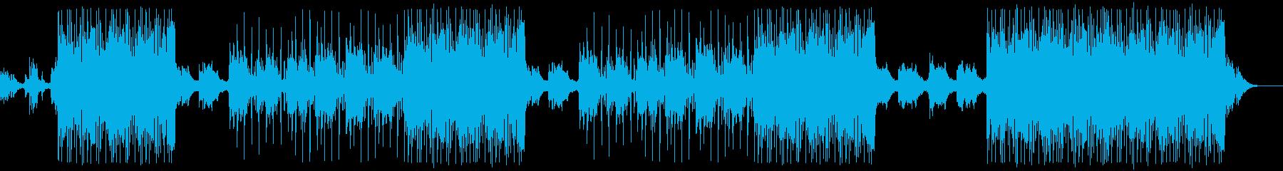 綺麗に響くピアノ/ミディアムバラードの再生済みの波形