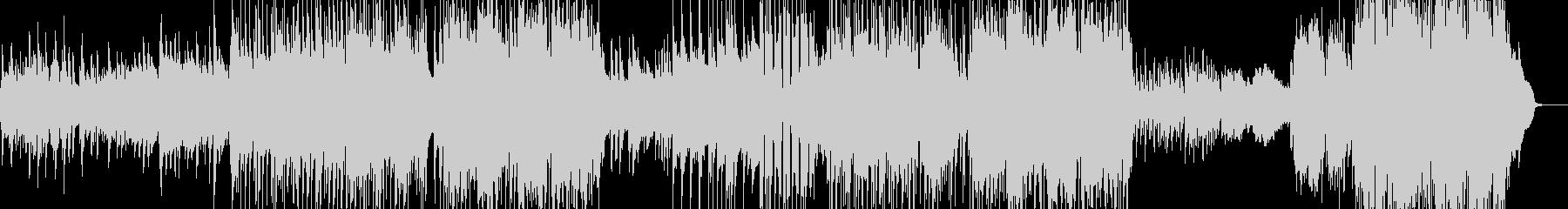 サックス・ストレートなバラード 長尺+の未再生の波形