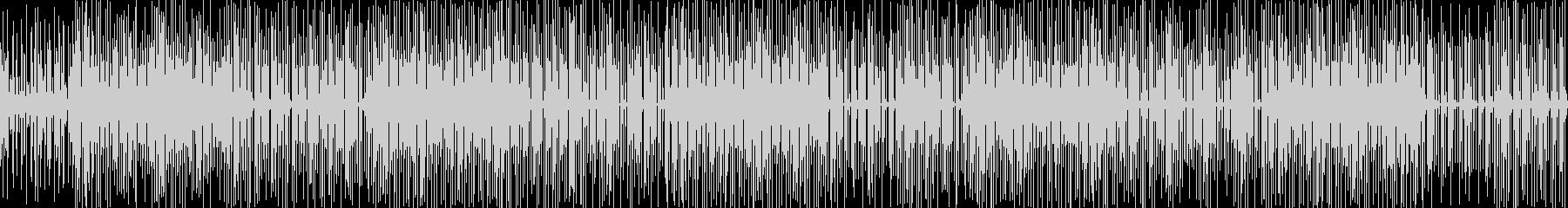 明るくかわいいレゲエポップの未再生の波形
