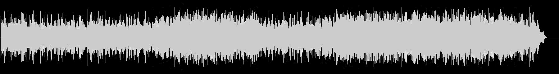 スローなピアノバラード(フルサイズ)の未再生の波形