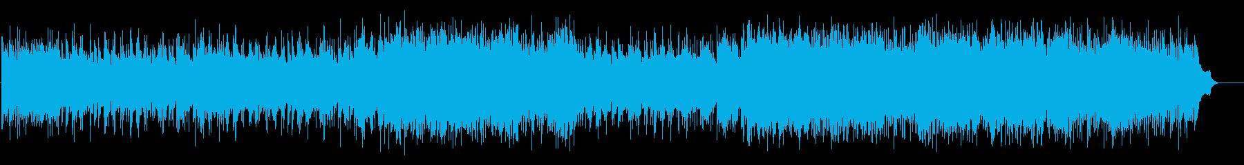 スローなピアノバラード(フルサイズ)の再生済みの波形