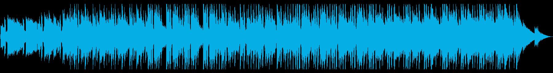 怪しく陰鬱感漂うジャズ風ポストロックの再生済みの波形