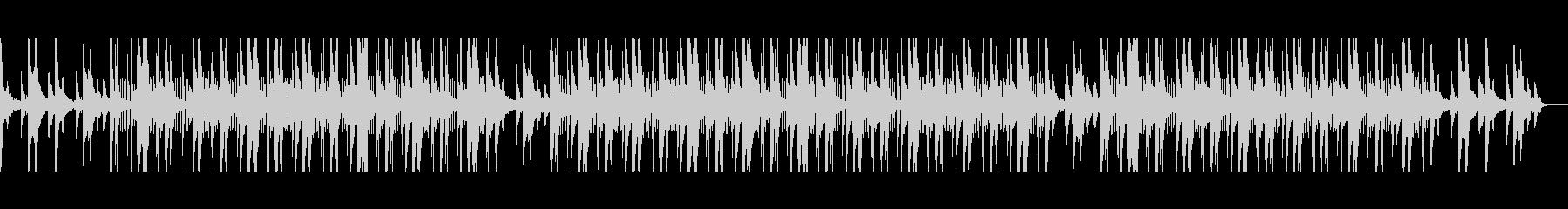 Lofi Hiphop 勉強用 切ないの未再生の波形