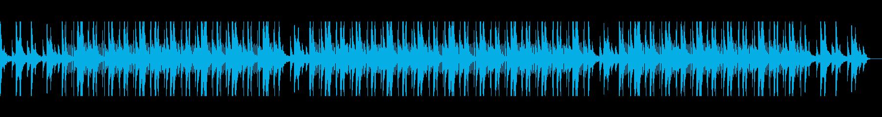 Lofi Hiphop 勉強用 切ないの再生済みの波形