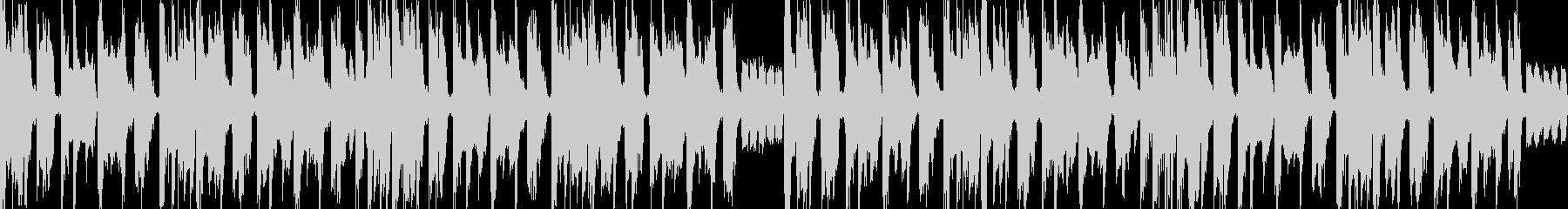 ファンキーなポップ/ダンストラック...の未再生の波形