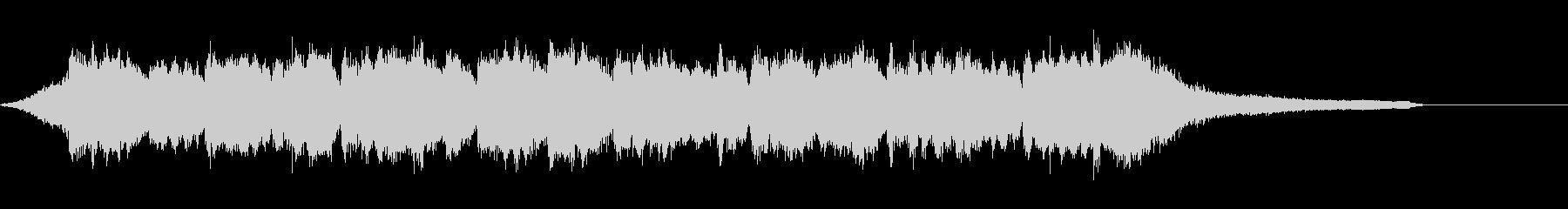 企業VP映像、176オーケストラ、爽快Sの未再生の波形