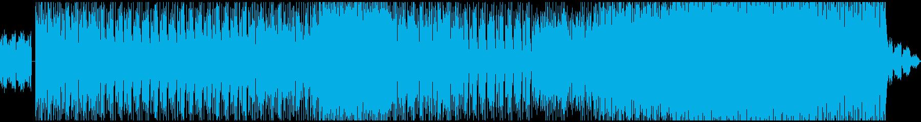 SFでファンタジーな宇宙感あるなクール曲の再生済みの波形