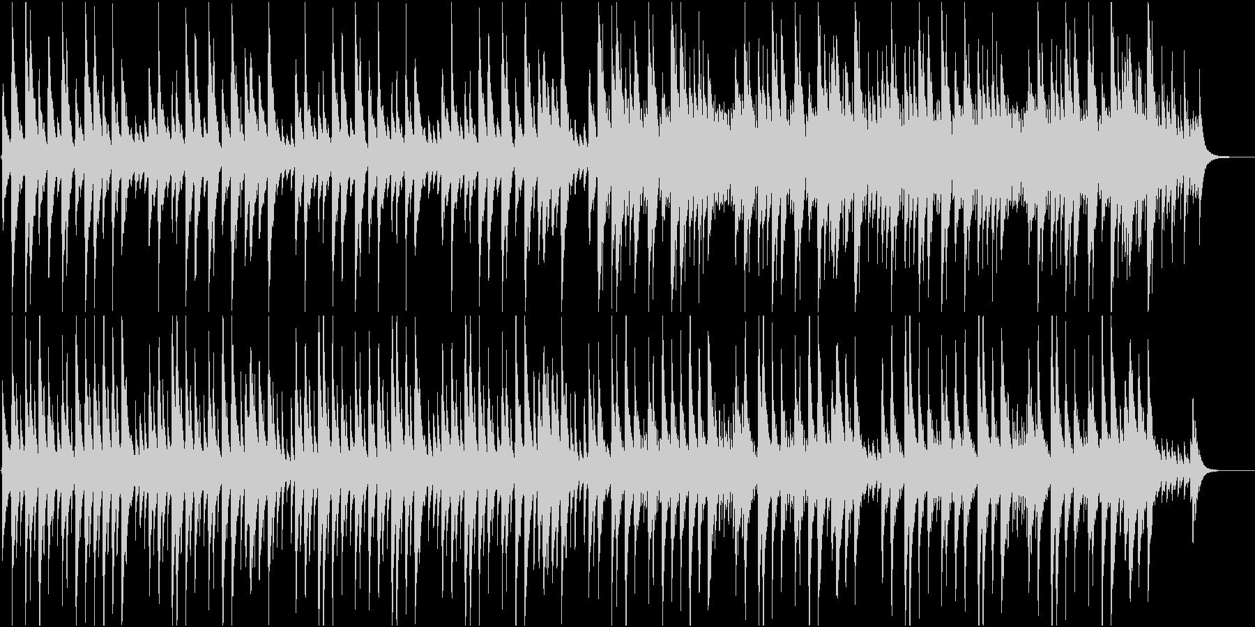 蛍の光のオルゴールバージョンですの未再生の波形