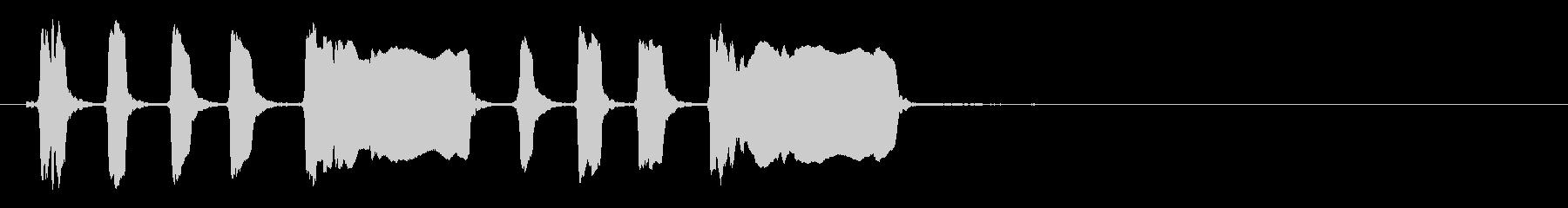バリトンサックス:スキーキーアクセ...の未再生の波形