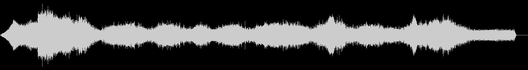 ジープワゴニア:オンボードアグレッ...の未再生の波形