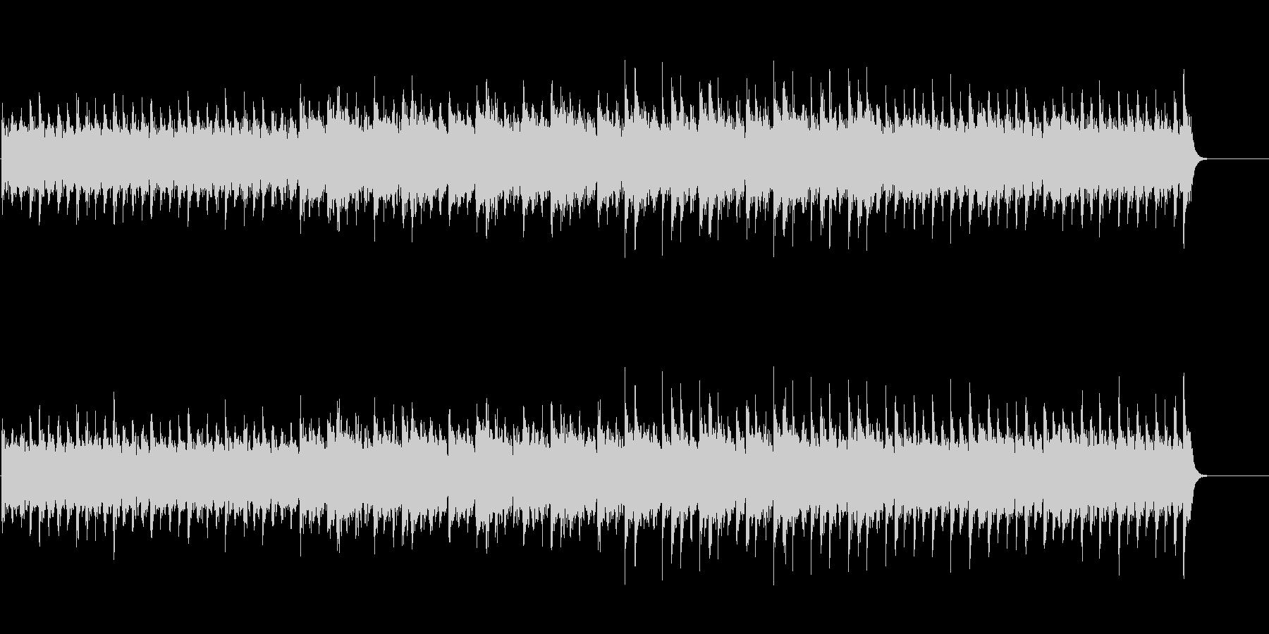 デジタルサウンド(テクノロジカルな感じ)の未再生の波形