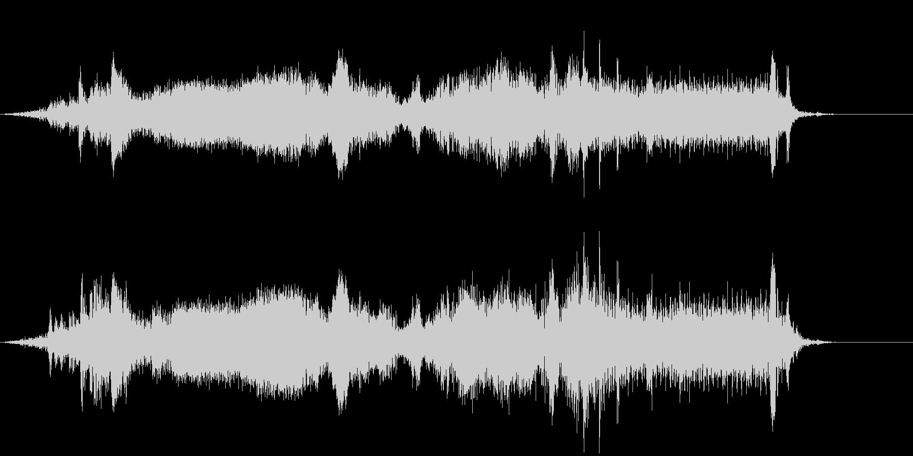 ピータービルトセミトラック:スロー...の未再生の波形