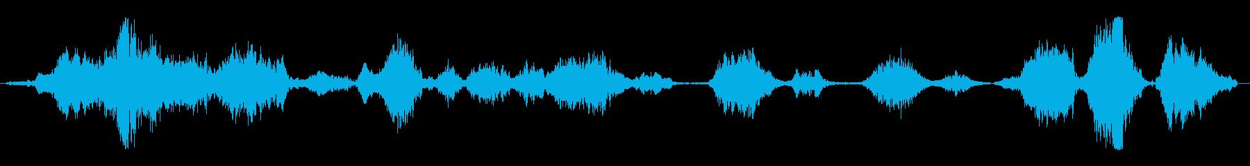 小学生:「リング・アラウンド・ザ・...の再生済みの波形