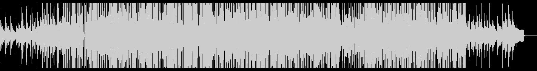 エレピ、黒人コーラスのヒップホップループの未再生の波形