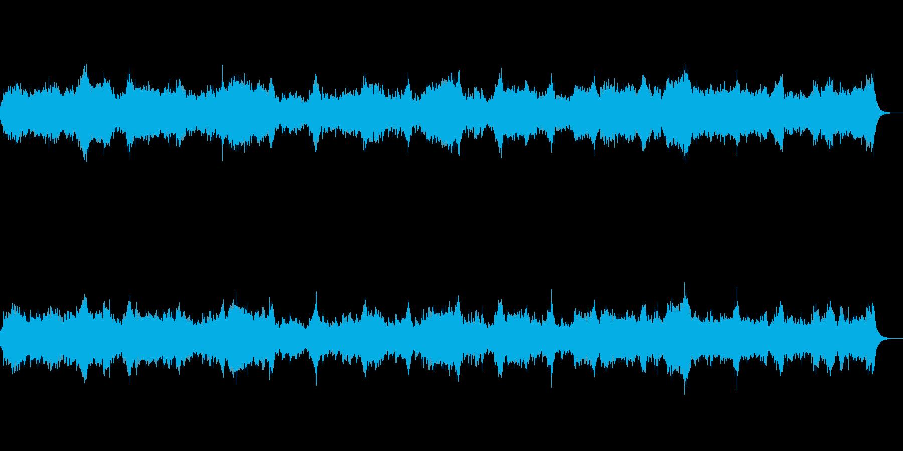 ヒーリング ディープ4の再生済みの波形