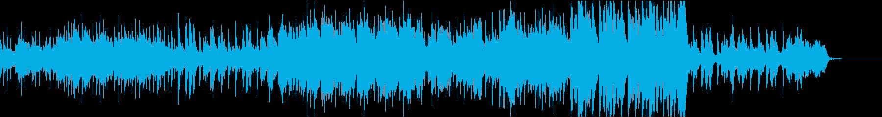 「ほたるこい」明るい幻想的な多重コーラスの再生済みの波形