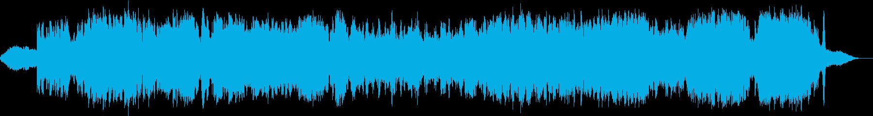 【生録音】ドリルの音 3 歯医者 工事の再生済みの波形