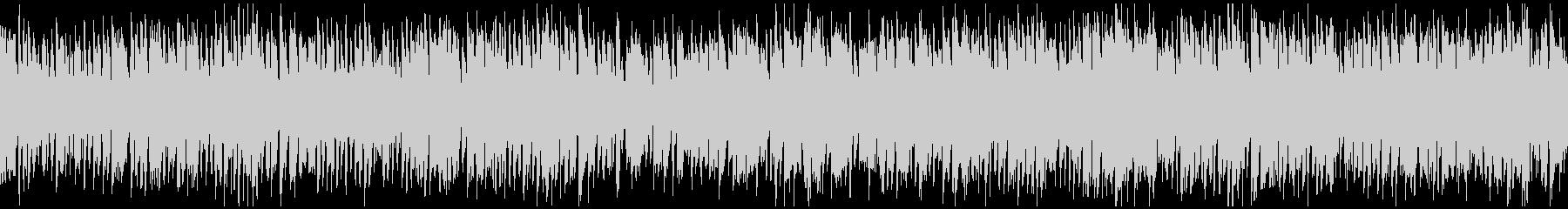 コミカル軽快リコーダー ※ループ仕様版の未再生の波形