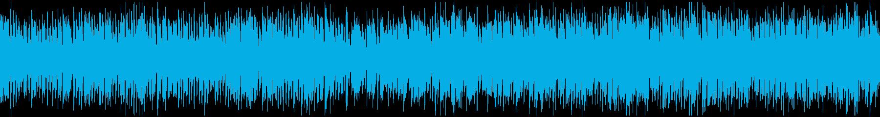 コミカル軽快リコーダー ※ループ仕様版の再生済みの波形