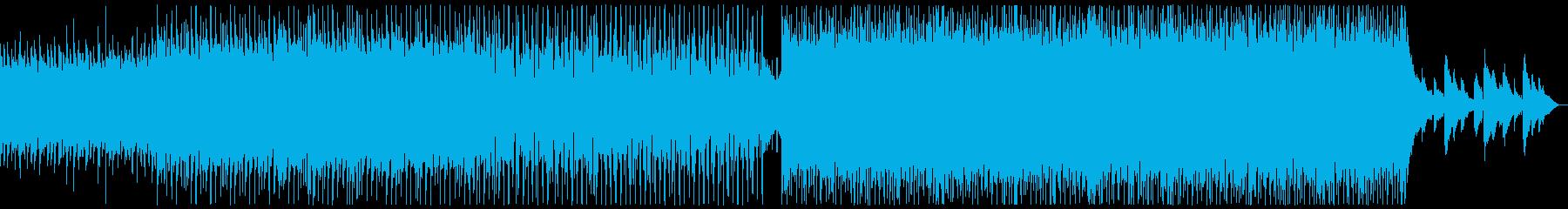 【生演奏】爽やか、アコースティックポップの再生済みの波形