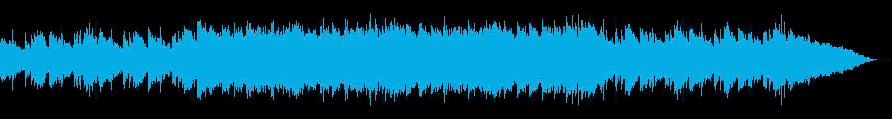 パワフルで情熱的な企業VP用カントリーの再生済みの波形