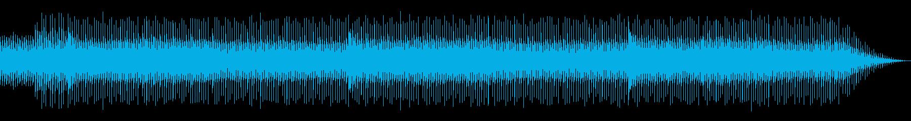ちょっと切ない爽やか電子音楽_Cメロなしの再生済みの波形
