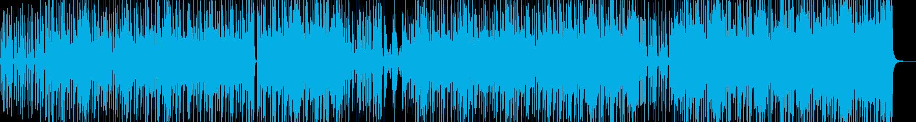 ストリート育ちイメージのヒップホップ Cの再生済みの波形