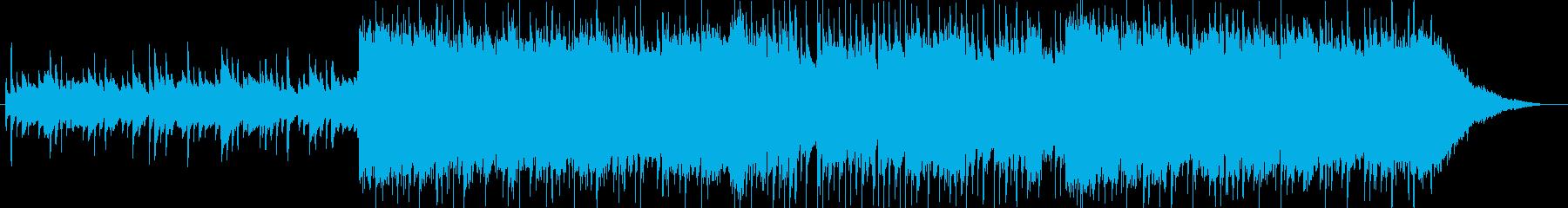 琴、尺八、三味線、切なく壮大な和風曲3の再生済みの波形