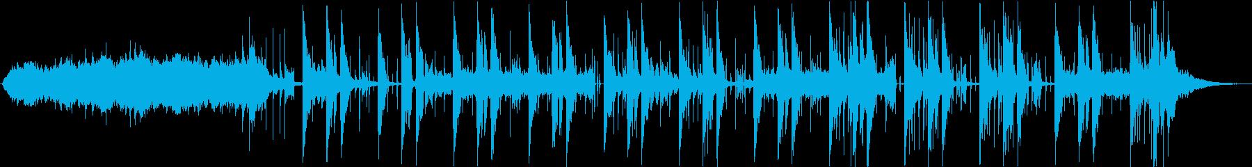 短縮版】EDM チル 落ち着き 切なさ の再生済みの波形