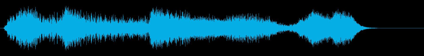 せん断MALEVOLENCEの再生済みの波形