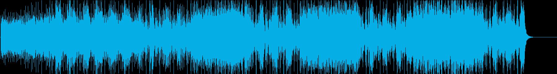 たくさんの正のエネルギーとアドレナ...の再生済みの波形