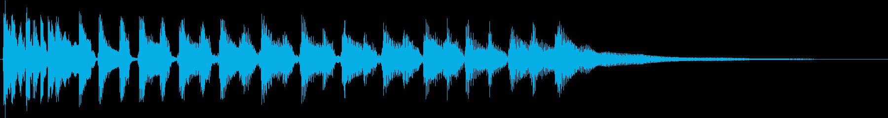 バンジョー:クイックストラミングア...の再生済みの波形