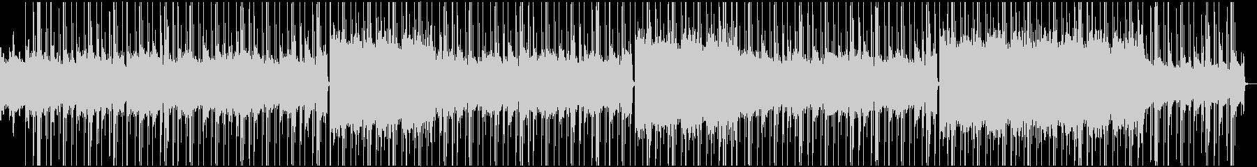 ピアノ ヒップホップ type beatの未再生の波形