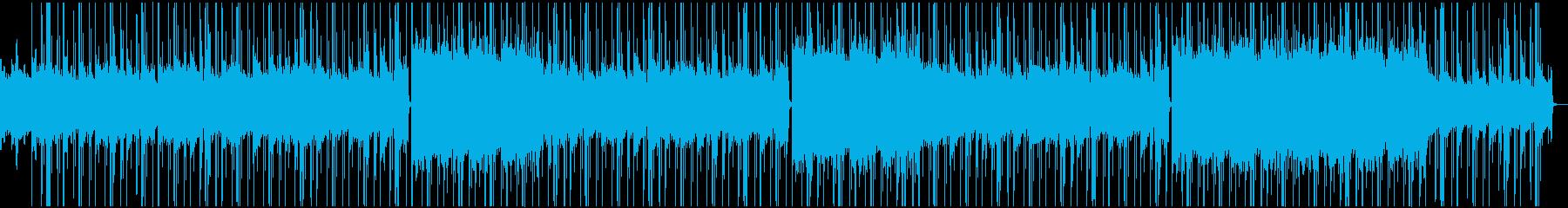 ピアノ ヒップホップ type beatの再生済みの波形