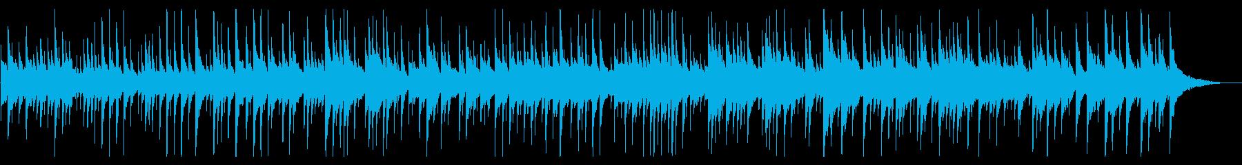 ✡不思議な話に合いそうな✡オルゴール★Bの再生済みの波形