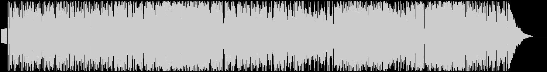 アセトアルデッドヒートの未再生の波形