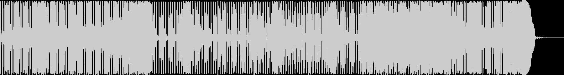 【EDM風】ゲームBGM、イベントCMの未再生の波形