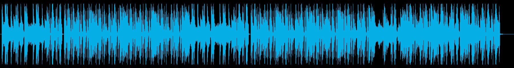 楽しいお出かけ アウトドア レジャー④の再生済みの波形