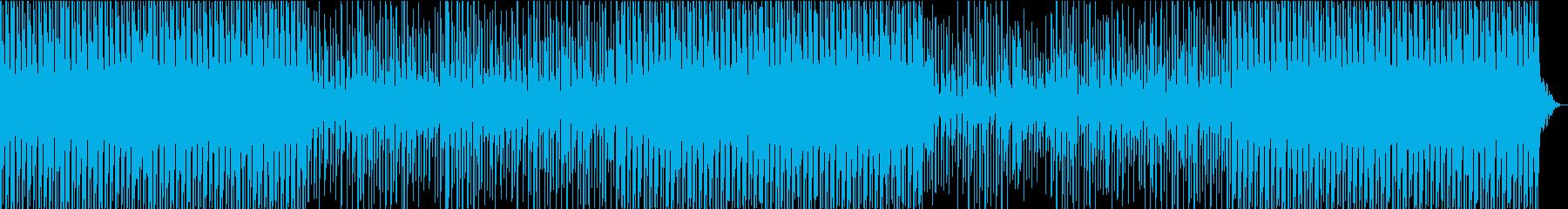 レイヴダンスフロアに向けた、楽しく...の再生済みの波形