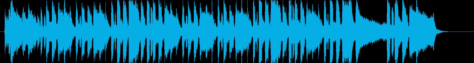 誕生日の歌(ワルツver) 【レン】の再生済みの波形