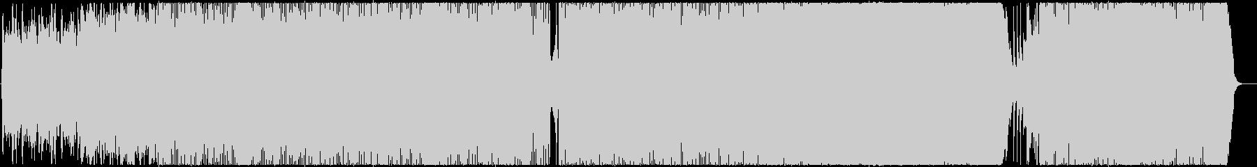 スカボローフェア メタル ver.の未再生の波形