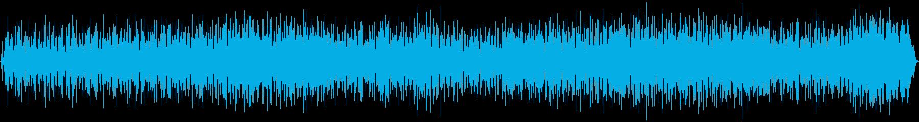 ボサノバ センチメンタル 感情的 ...の再生済みの波形