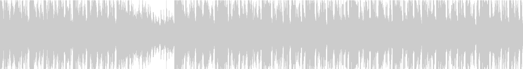 ダークエレクトログルーブ。ラフでエ...の未再生の波形